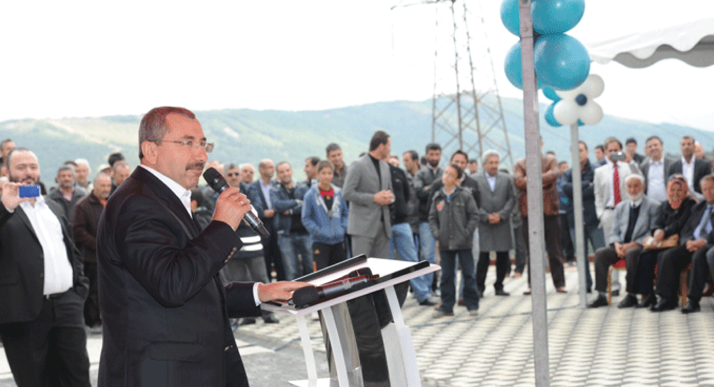 Açılış-2 Ortadağ Sosyal Tesisleri Açılıyor!